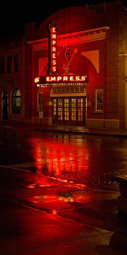 Empress Theatre exterior photo